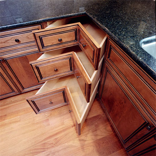 Custom Kitchen Cabinets & Cabinetry Project Gallery | M&R Custom ...